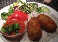 """Photo of Vegafe - Totoriu g.  by <a href=""""/members/profile/Barbamama"""">Barbamama</a> <br/>Vegan dumplings for lunch <br/> January 29, 2016  - <a href='/contact/abuse/image/39160/238435'>Report</a>"""
