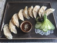 """Photo of Vegafe - Totoriu g.  by <a href=""""/members/profile/KatM13"""">KatM13</a> <br/>Vegan dumplings <br/> March 16, 2018  - <a href='/contact/abuse/image/39160/371410'>Report</a>"""