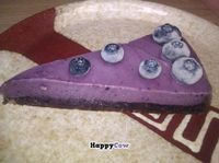 "Photo of Plevel  by <a href=""/members/profile/kenvegan"">kenvegan</a> <br/>Raw blueberry cake <br/> August 28, 2013  - <a href='/contact/abuse/image/39637/53939'>Report</a>"