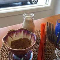 "Photo of CLOSED: Nettle Raw Cafe  by <a href=""/members/profile/Adro84"">Adro84</a> <br/>Organic coconut sugar on the tables! <br/> November 21, 2014  - <a href='/contact/abuse/image/39923/86153'>Report</a>"