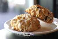 """Photo of CLOSED: Bliss Baking Company  by <a href=""""/members/profile/blissbaking"""">blissbaking</a> <br/>Orange Cranberry Scone V <br/> August 27, 2013  - <a href='/contact/abuse/image/40699/53918'>Report</a>"""