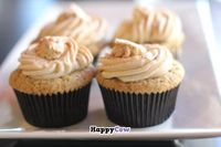 """Photo of CLOSED: Bliss Baking Company  by <a href=""""/members/profile/blissbaking"""">blissbaking</a> <br/>Chai Tea Cupcakes Vegan <br/> September 1, 2013  - <a href='/contact/abuse/image/40699/54155'>Report</a>"""