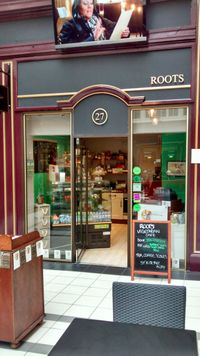 """Photo of CLOSED: Roots  by <a href=""""/members/profile/craigmc"""">craigmc</a> <br/>Shop front <br/> April 7, 2014  - <a href='/contact/abuse/image/40753/67165'>Report</a>"""