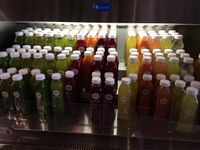 """Photo of Raw Juce  by <a href=""""/members/profile/kmilitello"""">kmilitello</a> <br/>cold pressed juices <br/> March 1, 2014  - <a href='/contact/abuse/image/40793/65020'>Report</a>"""