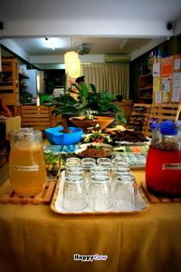 Photo of Zenith Yoga Cafe  by Leila47ec <br/>Fresh Kombucha - also known as Immortali-Tea ;) <br/> September 3, 2013  - <a href='/contact/abuse/image/41001/54270'>Report</a>