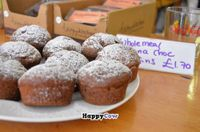 """Photo of Black Cat  by <a href=""""/members/profile/JennyMiles"""">JennyMiles</a> <br/>Banana Chocolate Muffin <br/> November 2, 2013  - <a href='/contact/abuse/image/41511/57806'>Report</a>"""