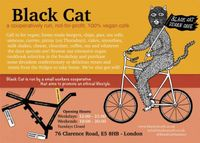 """Photo of Black Cat  by <a href=""""/members/profile/jon%20active"""">jon active</a> <br/>New Black Cat card <br/> October 9, 2014  - <a href='/contact/abuse/image/41511/82444'>Report</a>"""