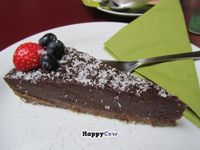 """Photo of CLOSED: LoVeg  by <a href=""""/members/profile/BlisterBlue"""">BlisterBlue</a> <br/>Raw chocolate cheesecake <br/> November 17, 2013  - <a href='/contact/abuse/image/42145/58637'>Report</a>"""