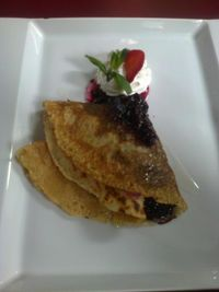 """Photo of CLOSED: LoVeg  by <a href=""""/members/profile/papanda"""">papanda</a> <br/>Vegan pancakes at loVeg <br/> April 27, 2014  - <a href='/contact/abuse/image/42145/68723'>Report</a>"""