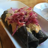 "Photo of Seabirds Kitchen  by <a href=""/members/profile/xmrfigx"">xmrfigx</a> <br/>Purple potato taquitos. Come with 3 with 1 was gone before we took the photo <br/> June 24, 2016  - <a href='/contact/abuse/image/42600/155818'>Report</a>"