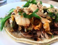 """Photo of Seabirds Kitchen  by <a href=""""/members/profile/Laura1G2C"""">Laura1G2C</a> <br/>Kimchi Tacos <br/> March 21, 2017  - <a href='/contact/abuse/image/42600/239245'>Report</a>"""