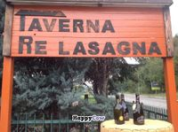 """Photo of Taverna Re Lasagna  by <a href=""""/members/profile/Gilbert%20Spettacolo"""">Gilbert Spettacolo</a> <br/>RE LASAGNA, the King of Lasagna, is located in Pontecchio Marconi, just a few miles from the centre of Bologna and very close to the Mausoleum of Guglielmo Marconi. The restaurant is renowned for it's bolognese """"pasta fresca"""" <br/> November 1, 2013  - <a href='/contact/abuse/image/42887/57672'>Report</a>"""