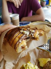"""Photo of Evolution Bakery and Cafe  by <a href=""""/members/profile/uschiverena"""">uschiverena</a> <br/>banana chocolate fold over  <br/> November 3, 2017  - <a href='/contact/abuse/image/43352/321543'>Report</a>"""