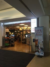 "Photo of LAX - Real Food Daily - T4  by <a href=""/members/profile/MichelleRae"">MichelleRae</a> <br/>Real Food Daily is in a food court in the back. It's close to gate 42B in Terminal 4. You can access it if you are in the Tom Bradley International Terminal. Worth the walk! <br/> July 11, 2016  - <a href='/contact/abuse/image/43761/159272'>Report</a>"