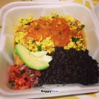 "Photo of LAX - Real Food Daily - T4  by <a href=""/members/profile/FromVegtoVegan"">FromVegtoVegan</a> <br/>No Huevos Rancheros from the breakfast menu  <br/> December 22, 2013  - <a href='/contact/abuse/image/43761/60658'>Report</a>"