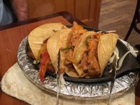 """Photo of Green Leaf  by <a href=""""/members/profile/Mindfs"""">Mindfs</a> <br/>Fajitas - a huge hit! <br/> February 20, 2018  - <a href='/contact/abuse/image/44678/361512'>Report</a>"""