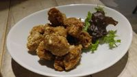 """Photo of Ain Soph.Soar  by <a href=""""/members/profile/rklevens"""">rklevens</a> <br/>ベジミートの唐揚げ Veggie meat karage <br/> December 20, 2015  - <a href='/contact/abuse/image/45520/129271'>Report</a>"""