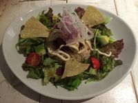 """Photo of Ain Soph.Soar  by <a href=""""/members/profile/jillybean3"""">jillybean3</a> <br/>Taco Rice with homemade tortilla chips <br/> March 16, 2015  - <a href='/contact/abuse/image/45520/213718'>Report</a>"""