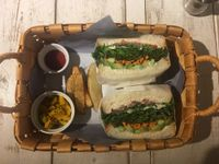 """Photo of Ain Soph.Soar  by <a href=""""/members/profile/nataliebellio"""">nataliebellio</a> <br/>Spinach, avocado, tomato and carrot sandwich with home made chips and pumpkin <br/> September 30, 2017  - <a href='/contact/abuse/image/45520/310049'>Report</a>"""