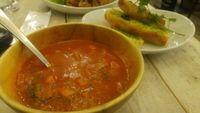 """Photo of Ain Soph.Soar  by <a href=""""/members/profile/rklevens"""">rklevens</a> <br/>veggie soup and garlic toast <br/> December 29, 2017  - <a href='/contact/abuse/image/45520/340653'>Report</a>"""