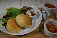"""Photo of Ain Soph.Soar  by <a href=""""/members/profile/Ricardo"""">Ricardo</a> <br/>Pancake lunch <br/> June 9, 2014  - <a href='/contact/abuse/image/45520/71740'>Report</a>"""
