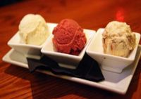"Photo of Candle 79  by <a href=""/members/profile/quarrygirl"">quarrygirl</a> <br/>Homemade Ice Cream & Sorbet Sampler: chef's daily selection <br/> December 26, 2011  - <a href='/contact/abuse/image/4849/189319'>Report</a>"