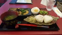 "Photo of Art Cafe ELK  by <a href=""/members/profile/FT"">FT</a> <br/>Japanese platter <br/> April 21, 2016  - <a href='/contact/abuse/image/48571/145550'>Report</a>"