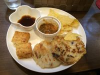 "Photo of Art Cafe ELK  by <a href=""/members/profile/LiaTraballero"">LiaTraballero</a> <br/>Potato&Beans pancake <br/> November 14, 2014  - <a href='/contact/abuse/image/48571/85536'>Report</a>"