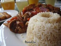 """Photo of Sayel Restaurante Vegetariano  by <a href=""""/members/profile/DanielAmaral"""">DanielAmaral</a> <br/>El Vegetariano <br/> January 21, 2013  - <a href='/contact/abuse/image/4914/43234'>Report</a>"""