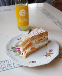 """Photo of Kruemelkueche  by <a href=""""/members/profile/mon1que"""">mon1que</a> <br/>Yummy vegan tangerine cake <br/> March 27, 2017  - <a href='/contact/abuse/image/52017/241689'>Report</a>"""