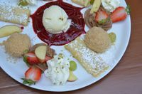 "Photo of Gasthaus am Predigtstuhl  by <a href=""/members/profile/Marcozaid"">Marcozaid</a> <br/>Dessert variation <br/> January 20, 2015  - <a href='/contact/abuse/image/53879/90874'>Report</a>"