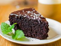 "Photo of Vegan Inspiratsioon  by <a href=""/members/profile/KohvikInspiratsioon"">KohvikInspiratsioon</a> <br/>Vegan brownie <br/> November 3, 2015  - <a href='/contact/abuse/image/54262/237579'>Report</a>"