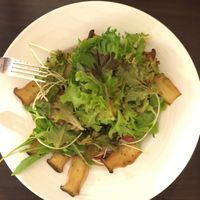 "Photo of CLOSED: Veggie Bean  by <a href=""/members/profile/earthville"">earthville</a> <br/>mushroom salad <br/> December 10, 2015  - <a href='/contact/abuse/image/61979/127776'>Report</a>"