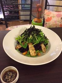 "Photo of CLOSED: Veggie Bean  by <a href=""/members/profile/julitati"">julitati</a> <br/>mushroom salad   <br/> January 12, 2016  - <a href='/contact/abuse/image/61979/132159'>Report</a>"