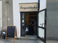 "Photo of Organitheka  by <a href=""/members/profile/kenvegan"">kenvegan</a> <br/>outside <br/> May 10, 2016  - <a href='/contact/abuse/image/62283/148335'>Report</a>"