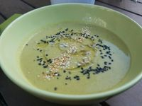 "Photo of Organitheka  by <a href=""/members/profile/kenvegan"">kenvegan</a> <br/>Broccoli Soup <br/> May 10, 2016  - <a href='/contact/abuse/image/62283/148340'>Report</a>"