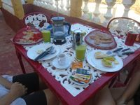 "Photo of Casa El Delfin   by <a href=""/members/profile/casaeldelfincuba"">casaeldelfincuba</a> <br/>Another vegan breakfast featuring fresh banana bread, avocado and ginger smoothies, fresh fruits and avocado toasties <br/> November 7, 2015  - <a href='/contact/abuse/image/63542/124183'>Report</a>"