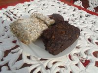 """Photo of Casa El Delfin   by <a href=""""/members/profile/casaeldelfincuba"""">casaeldelfincuba</a> <br/>Banana and coconut cake Beetroot and chocolate cake <br/> December 24, 2015  - <a href='/contact/abuse/image/63542/129702'>Report</a>"""