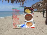 "Photo of Casa El Delfin   by <a href=""/members/profile/casaeldelfincuba"">casaeldelfincuba</a> <br/>Sun, sand, sea and a vegan paradise <br/> January 20, 2016  - <a href='/contact/abuse/image/63542/133087'>Report</a>"