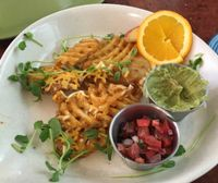 "Photo of Go Vegan Cafe  by <a href=""/members/profile/Sarah_veg"">Sarah_veg</a> <br/>Delicious cheese fries  <br/> March 14, 2016  - <a href='/contact/abuse/image/65093/208159'>Report</a>"