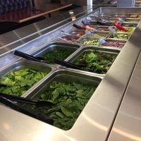 "Photo of Go Vegan Cafe  by <a href=""/members/profile/AshleighWhitworth"">AshleighWhitworth</a> <br/>salad bar <br/> April 3, 2017  - <a href='/contact/abuse/image/65093/244398'>Report</a>"