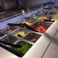 "Photo of Go Vegan Cafe  by <a href=""/members/profile/AshleighWhitworth"">AshleighWhitworth</a> <br/>salad bar <br/> April 3, 2017  - <a href='/contact/abuse/image/65093/244399'>Report</a>"