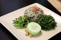 "Photo of Seeds Garden Bistro  by <a href=""/members/profile/JimmySeah"">JimmySeah</a> <br/>Nasi Kerabu <br/> January 14, 2016  - <a href='/contact/abuse/image/68249/132320'>Report</a>"