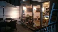 """Photo of CLOSED: Re:Nature Organic Cafe  by <a href=""""/members/profile/moka_a"""">moka_a</a> <br/>Shopfront on the 3rd floor with its outdoor seating <br/> May 29, 2016  - <a href='/contact/abuse/image/72435/151268'>Report</a>"""