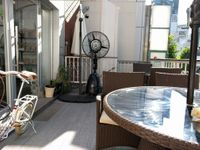 """Photo of CLOSED: Re:Nature Organic Cafe  by <a href=""""/members/profile/jonolay"""">jonolay</a> <br/>Outdoor terrace <br/> October 16, 2016  - <a href='/contact/abuse/image/72435/182346'>Report</a>"""