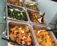 Photo of Water Lily Restaurant  by Maryline <br/>Here is the buffet of the day ! <br/> January 15, 2016  - <a href='/contact/abuse/image/7264/268194'>Report</a>