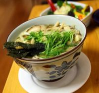 "Photo of Cha Ya  by <a href=""/members/profile/quarrygirl"">quarrygirl</a> <br/>Kinoko (mushrooms) Udon <br/> November 30, 2011  - <a href='/contact/abuse/image/7274/189341'>Report</a>"