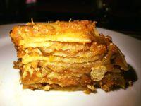 "Photo of La Pasta  by <a href=""/members/profile/VeganMush"">VeganMush</a> <br/>Tofu lasagne - fresh pasta - totally vegan! <br/> May 26, 2017  - <a href='/contact/abuse/image/83737/262569'>Report</a>"