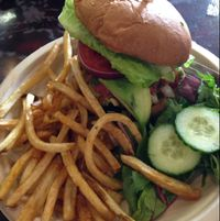 "Photo of Sanctuary Vegan Cafe  by <a href=""/members/profile/Oscargogh"">Oscargogh</a> <br/>southwestern burger  <br/> March 23, 2017  - <a href='/contact/abuse/image/84135/239893'>Report</a>"
