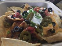 "Photo of Sanctuary Vegan Cafe  by <a href=""/members/profile/TraciH"">TraciH</a> <br/>Vegan Loaded Nachos <br/> November 13, 2017  - <a href='/contact/abuse/image/84135/325312'>Report</a>"